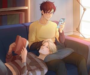 anime, anime boy, and viktor image
