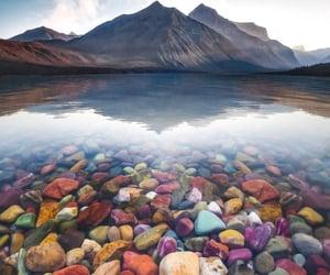 beautiful, water, and lake image