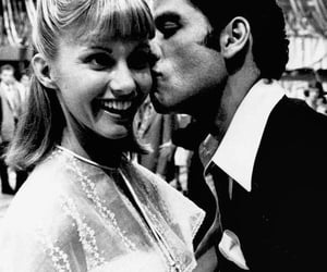 grease, danny, and Sandy image