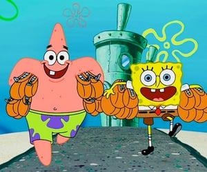 spongebob and spongebob squarepants image