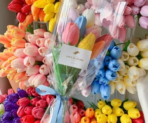 flowers, aesthetic, and bouquet image