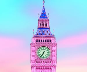 architecture, colorful, and london image