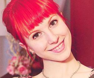hayley williams, paramore, and hair image