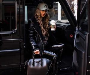 air jordan, blogger, and fashion image