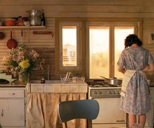 cottage, kitchen, and cottagecore image