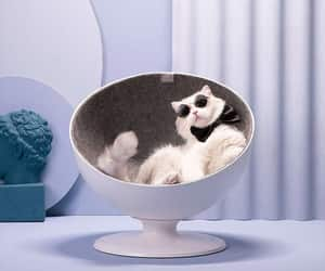 etsy, pet supplie, and pet bed image