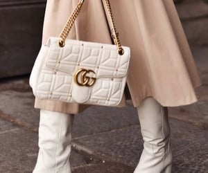 bags, chic, and edgy image