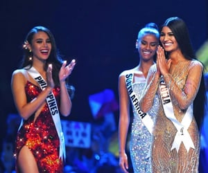 countries, filipina, and makeup image