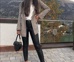 bag, style, and sunglasses image