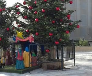holidays, christmastree, and pireaus image