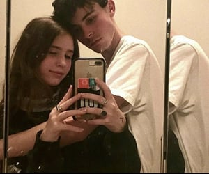 couple, Relationship, and clairo image