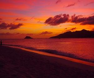america, beach, and beautiful image