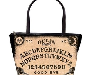 goth, spirit board, and gothic image
