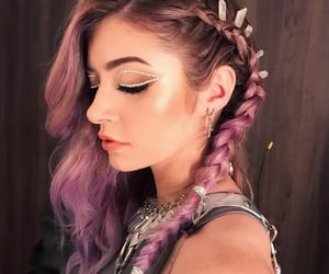 atc, hair, and against the current image