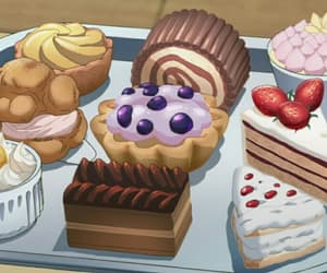 cake, cookie, and dessert image