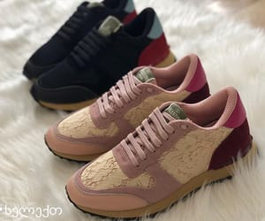 snickers, sports, and tennis shoes image