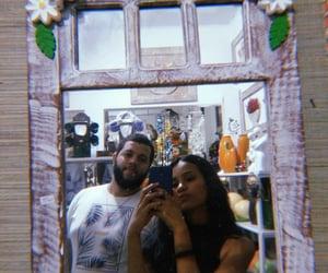 couple, praia, and casais image