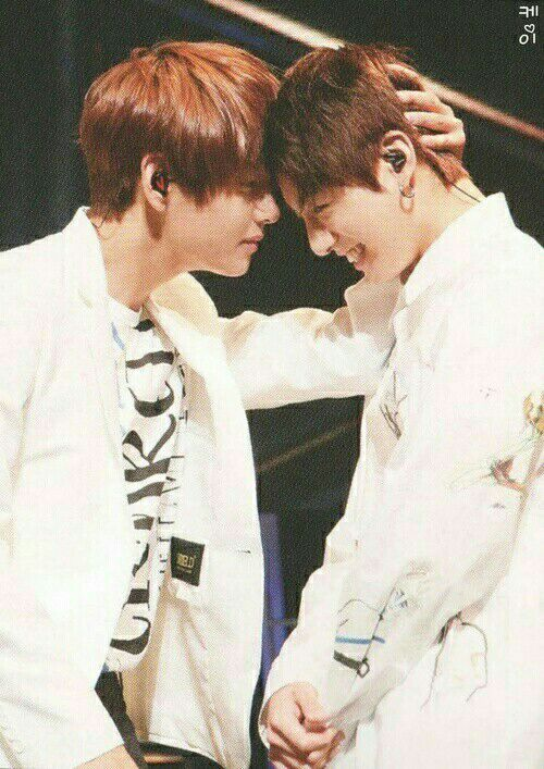 article and vkook image