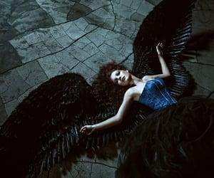 beautiful, fantasy, and wings image