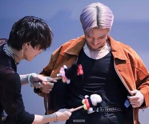 kpop, seonghwa, and yeosang image