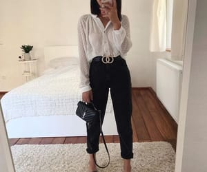 formal outfit and office outfit image