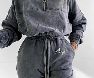 angel, cozy, and fashion image