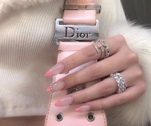 dior and nails image