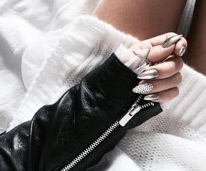 chic, nail art, and ongles image