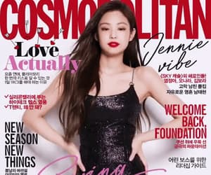 2020, korea, and cosmopolitan magazine image