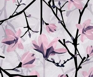 'Magnolia Pattern' by VessDSign