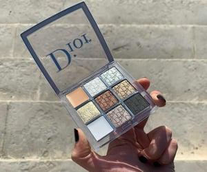 dior, eyeshadow, and beauty image