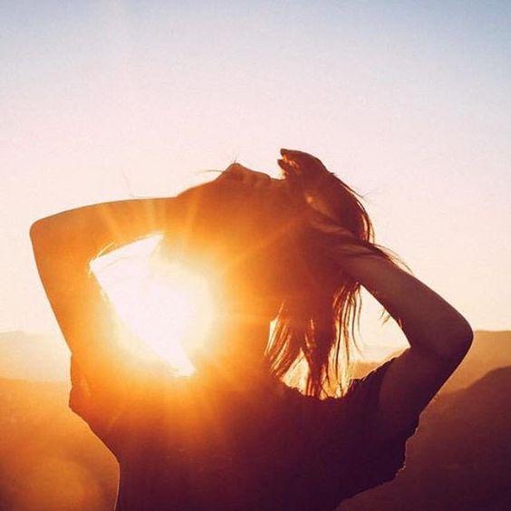 sun, sunshine, and aesthetic image