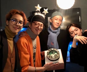 kpop, hoon, and jinwoo image