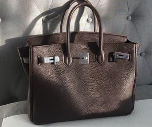bag, hermes, and birkin bag image