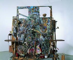 conceptual art, contemporary art, and fine art image