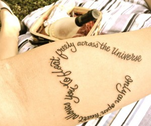 tattoo, heart, and text image