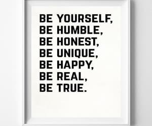 be yourself, etsy, and poster image
