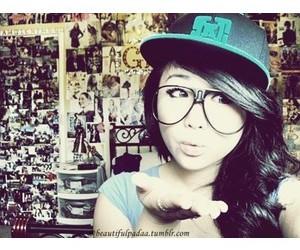 asian, girl, and swag image
