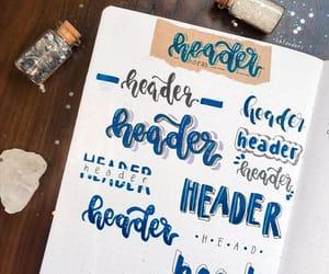 art, header, and writing image