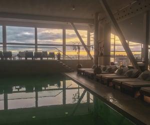 denmark, beach resort, and spa day image