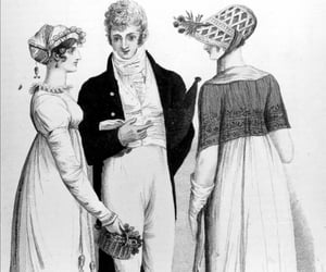 1800s, 19th century, and fashion history image
