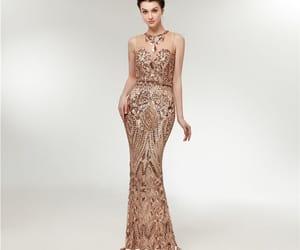 girl, formal dresses, and evening dresses 2020 image