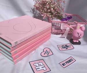 aesthetic, stickers, and album image