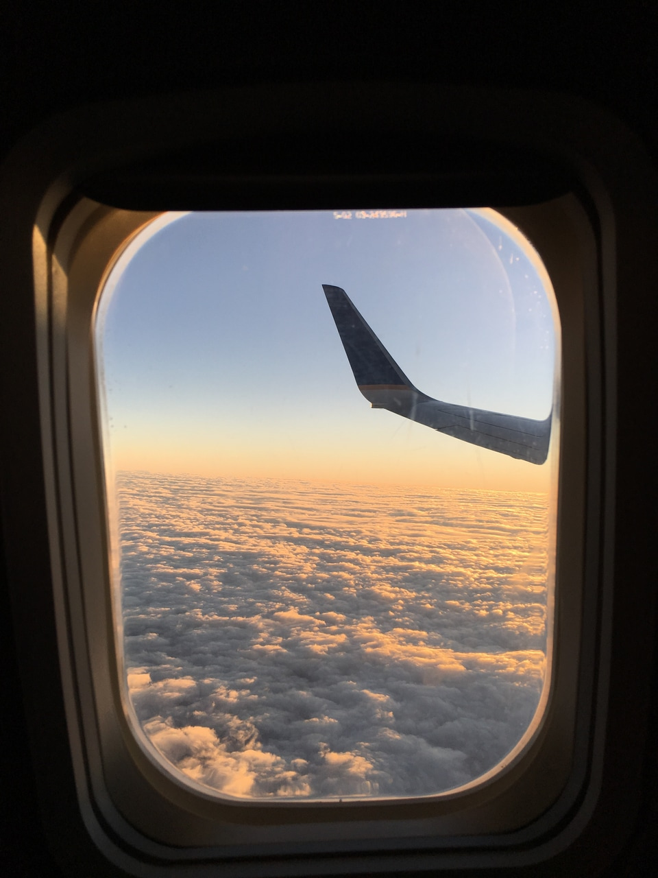 Aire Plane Window Discovered By Daniela Martinez