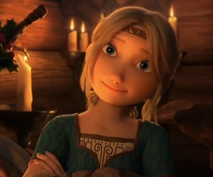astrid, movie, and how to train your dragon image