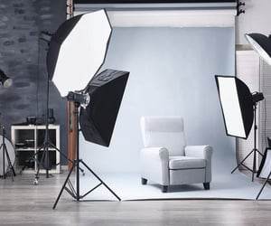 photography, retouching, and furniture image