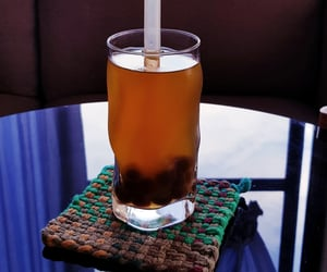 asian, drink, and green tea image