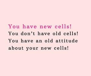 attitude, body, and cells image