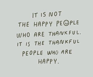 happy and thankful image