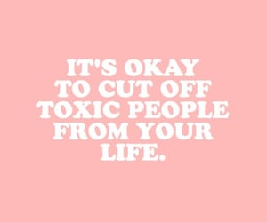 quotes, pink, and toxic image
